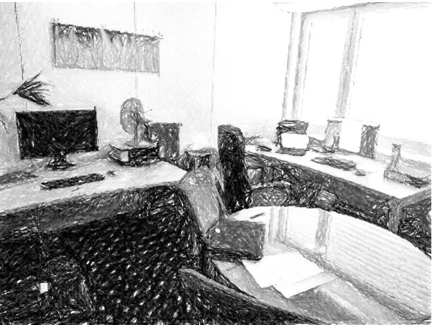 Onehand Büroräume Rotkreuz Innenbereich